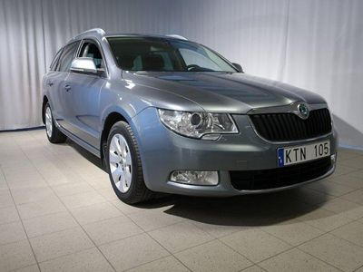 second-hand Skoda Superb -11