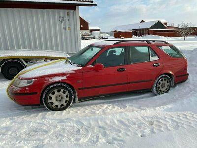 begagnad Saab 9-5 LINEARSPORT SP-