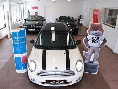 begagnad Mini Clubman HatchAutomat 122hk Panorama Drag P-Hjälp