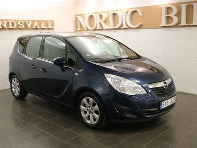 begagnad Opel Meriva 1.4 Turbo 2013, SUV 69 900 kr