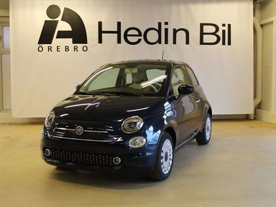 begagnad Fiat 500 LOUNGE 1.2 69 HK S&S MY18