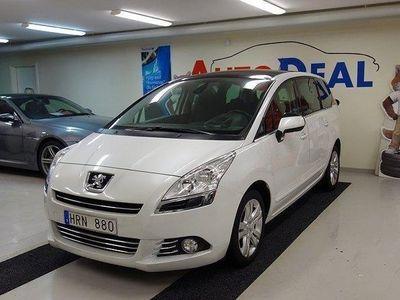 begagnad Peugeot 5008 1.6 THP Automat 7-sits 156hk