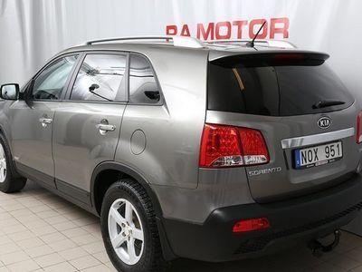 begagnad Kia Sorento 2,2 CRDI EX PP 197 HK 7-sits/Drag