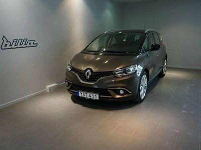 begagnad Renault Scénic Grand Energy TCe 140 Zen EDC