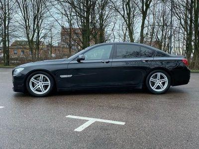 begagnad BMW 740 xd M-sport