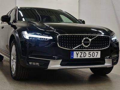 begagnad Volvo V90 CC D4 AWD Inscription Lä