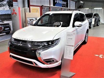 brugt Mitsubishi Outlander P-HEV BUSINESS X P-HEV 2.4 4WD CVT Euro 6 230hk