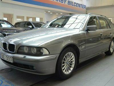 begagnad BMW 520 i Touring 170hk /