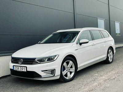 begagnad VW Passat GTE 1.4 TSI DSG Drag/Backkam/Värm/1 ägare