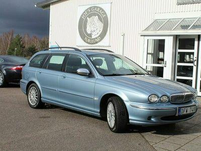 begagnad Jaguar X-type CF13,0 V6 EXECUTIVE