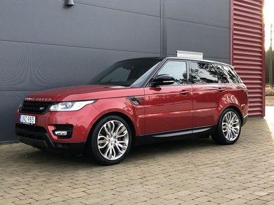 begagnad Land Rover Range Rover Sport 3.0 SDV6 4WD