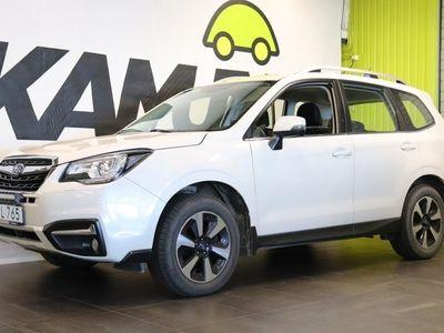 begagnad Subaru Forester 2.0 4WD | XS | Drag S&V-Hjul 147hk