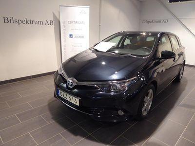 begagnad Toyota Auris Hybrid 1.8 HSD 5dr (99hk) Active Plus