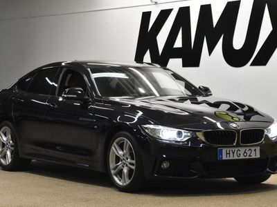 begagnad BMW 420 Gran Coupé d xDrive Grand | M Sport | Drag | S&V | 190hk
