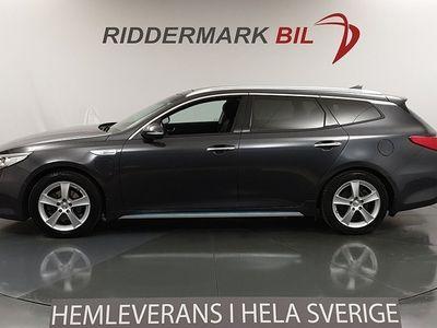 begagnad Kia Optima Hybrid Sport Wagon Plug-in Plus Pkt 2 Pano M-Värm