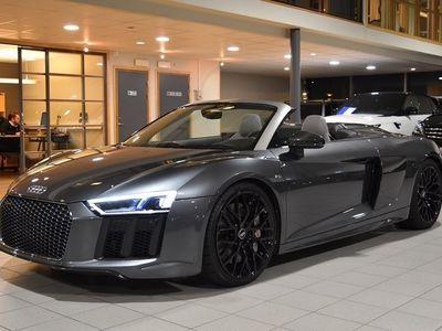 gebraucht Audi R8 Spyder V10 Laser B&O Carbon -17