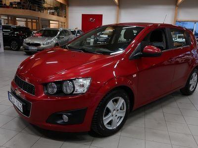 begagnad Chevrolet Aveo 1.4 Automat 2012, Halvkombi 69 000 kr