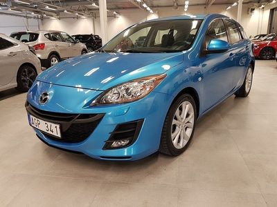 begagnad Mazda 3 Advance plus 1.6 115hk