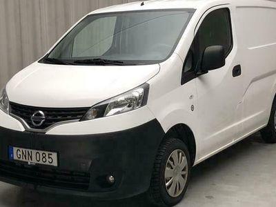begagnad Nissan NV200 1.5 dCi Skåp 2016, Transportbil Pris 75 000 kr
