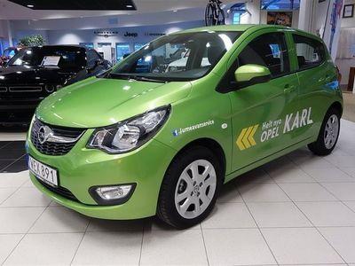 begagnad Opel Karl Enjoy 1.0 75Hk Pluspaket