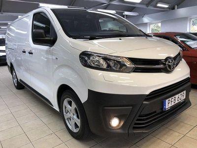 begagnad Toyota Proace 2.0D Drag 2017, Transportbil 169 900 kr