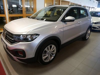 begagnad VW T-Cross - 0.99% RÄNTA TSI 95