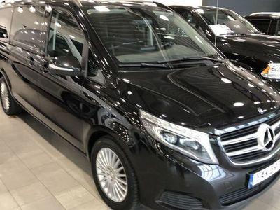 begagnad Mercedes V220 D EDITION LÅNG -16
