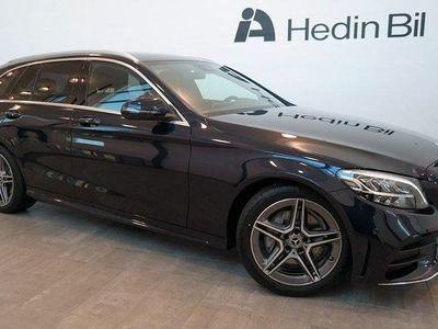 brugt Mercedes C220 d / AMG Line / Parkerin -19