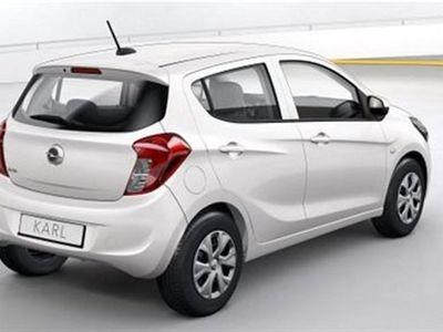 begagnad Opel Karl Enjoy 1.0 /75hk