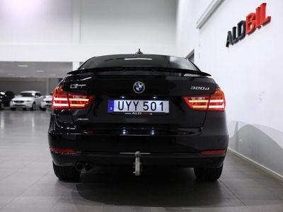 begagnad BMW 320 Gran Turismo d 190hk Aut xDrive Model Sport (Drag, Xenon)