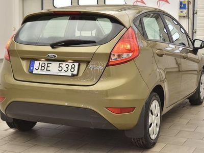 begagnad Ford Fiesta 1.4 TDCi 5dr 0.36L/MIL / 0:- KONTANT