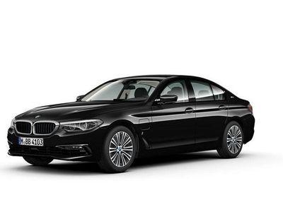 begagnad BMW 530 iPerformance Sedan Steptronic Sport line/Driving assistant Plus/
