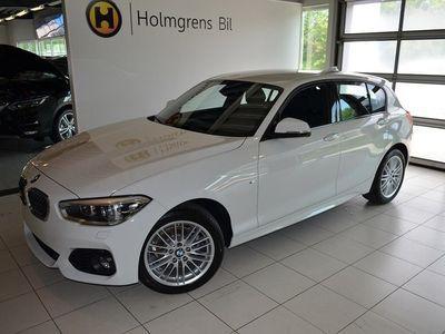 begagnad BMW 118 i 5-door M-Sport