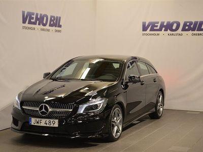 gebraucht Mercedes CLA200 CDI ShootingBreak AMG Backkamera Aut Bi-Xenon