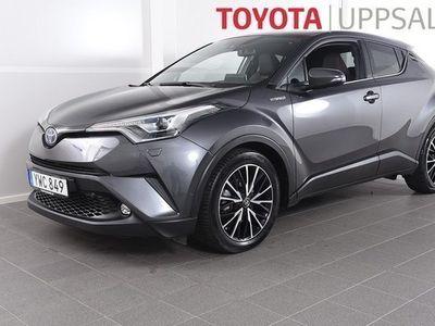 begagnad Toyota C-HR 1,8 Elhybrid Executive JBL Teknikpaket