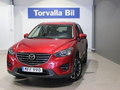 begagnad Mazda CX-5 Optimum 2,5 Bensin Automat AWD 2015, SUV 189 900 kr