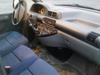 begagnad Citroën Jumpy 2.0hdi lång skåp -05
