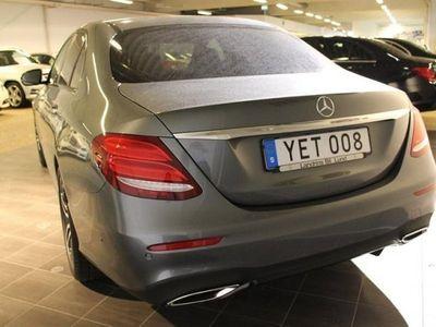 begagnad Mercedes E220 AMG-paket