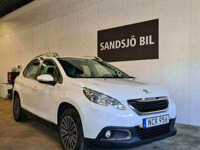 begagnad Peugeot 2008 1.2 VTi Euro 6, Drag, Bluetooth, Från 953kr/mån
