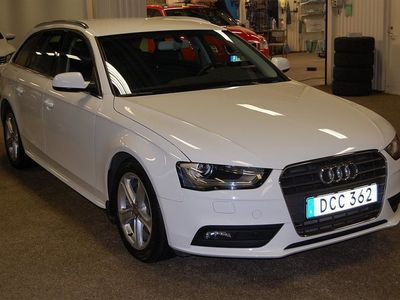 begagnad Audi A4 Avant 2,0 TDI 150hk