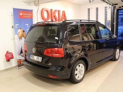 begagnad VW Touran TDI BLUEMOTION AUT SV.SÅLD