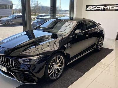 begagnad Mercedes AMG GT 63 S