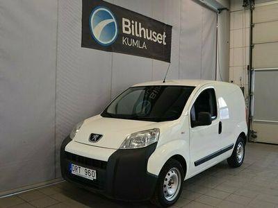 begagnad Peugeot Bipper 1,3 Hdi Aut 2013, Transportbil Pris 69 000 kr
