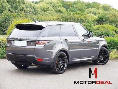 begagnad Land Rover Range Rover Sport 3.0 3660kr/månad