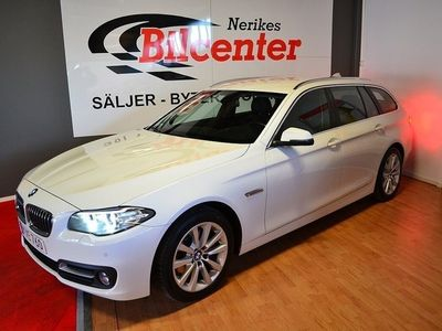 begagnad BMW 520 d Touring Steptronic Euro 6 190hk