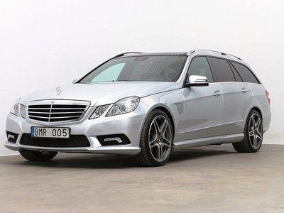 begagnad Mercedes E350 4MATIC AMG Airmatic 1 Äg