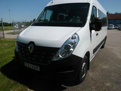 begagnad Renault Master Master2,3 dCI man17 säte Euro 6
