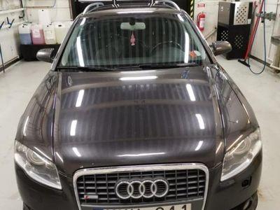begagnad Audi A4 Avant 3.0 TDI V6 quattro S-Line