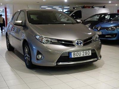 begagnad Toyota Auris 5-D HYBRID 1.8 EDITION FEEL V-HJUL TKG