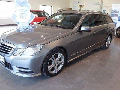 begagnad Mercedes E250 CDI 4MATIC BlueEFFICIENCY 7G-Tronic Plus AMG Sport 204hk